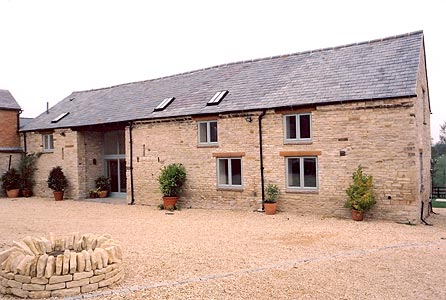 Advantages of Barn Conversions