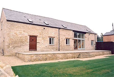 Barn Conversion Glazing