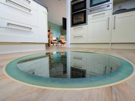 Gloucestershire Kitchen Well Cover