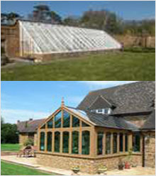 Green House, Conservatories...
